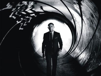 Skyfall - mamy plakat z najnowszego Bonda