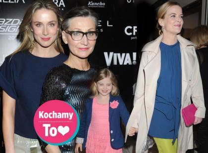 Sławne mamy i ich córki!