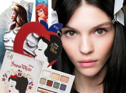 Śliczne kosmetyki inspirowane bajkami Disneya w sam raz na Halloween!