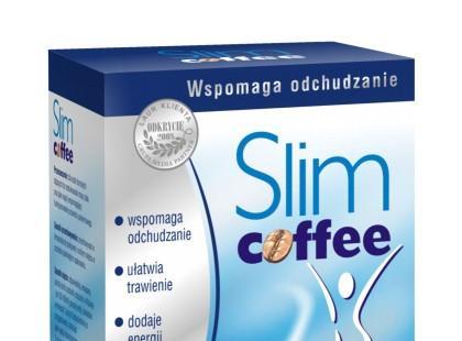 Slim coffee – pobudza i odchudza!