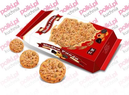 Słodka pasja -  kruche ciasteczka marki K&M