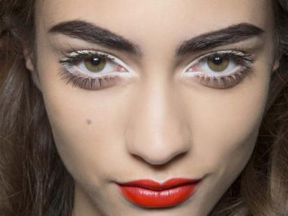 Słodki makijaż jak u Moschino