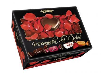 Słodkie Walentynki z Wawelem
