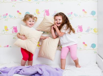 Słodkie zwierzaki w pokoju Twojego dziecka