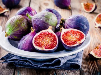 Słodycz Bliskiego Wschodu - sprawdź jak jeść figi!