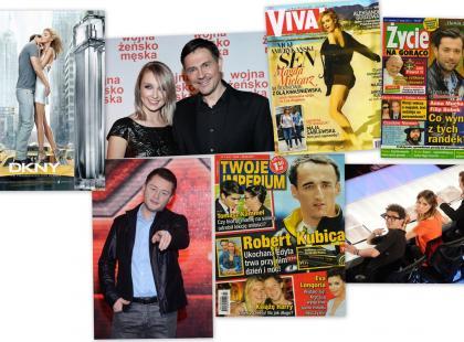 Ślub Anji Rubik, narzeczona Roberta Kubicy i demony jury X-Factora - czyli newsy z prasy bulwarowej