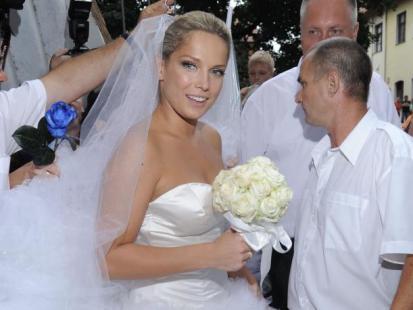 Ślub Joanny Liszowskiej!