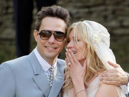 Ślub Kate Moss i Jamiego Hince'a