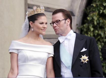 Ślub Księżniczki Wiktorii i Daniela Westlinga