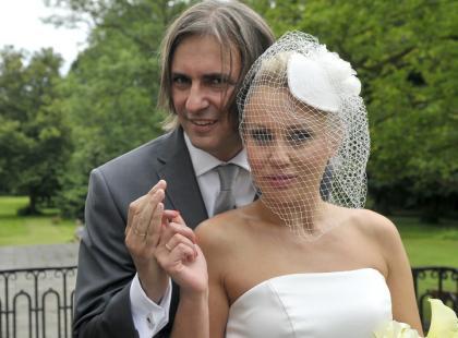 Ślub Moniki Jarosińskiej i Roberta Korzeniowskiego