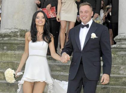 Ślub Pauliny Sykut i Piotra Jeżyny