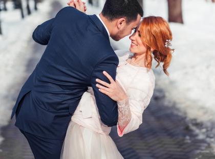 Ślub w Boże Narodzenie? Zobacz, jak zorganizować magiczne wesele zimą!