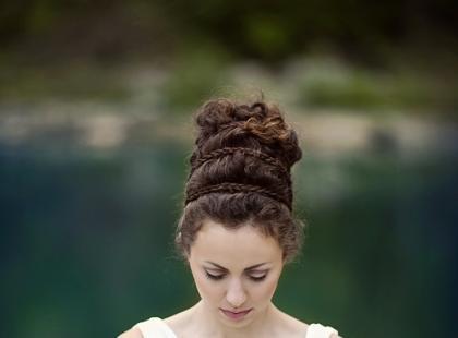 Ślub w greckim stylu