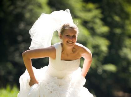 Ślub w kaloszach? (foto!)