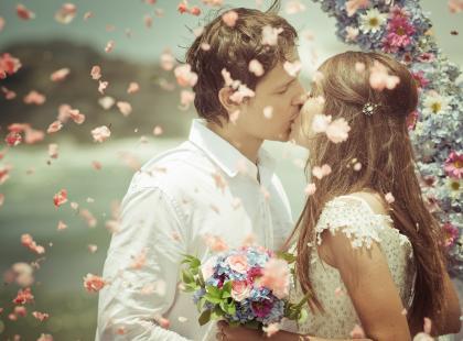 Ślub w plenerze 2016 - ciekawe miejsca
