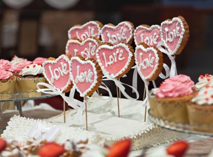 Ślub w Walentynki