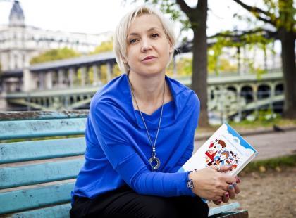 """""""Ślub z Ruskim? Skandal!"""" A ona zakochała się w Rosjaninie z francuskim paszportem i napisała książkę o miłości"""