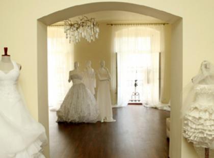 Ślubne atelier Ewy Minge w Poznaniu