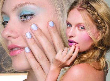 Ślubny manicure 2014