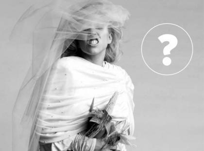 Ślubny welon - jego historyczna rola jest trochę...przerażająca