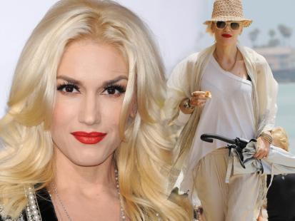Słynne mamy - Gwen Stefani