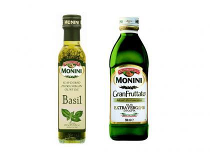 Smaki oliwy Monini