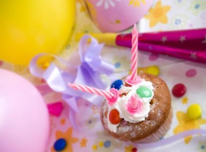 Smakołyki na urodziny malucha