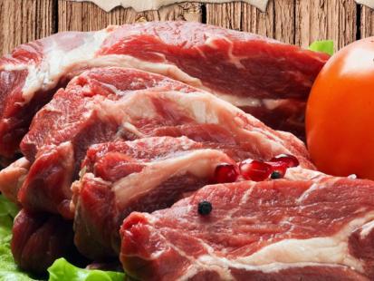 Smakowite kawałki wołowiny