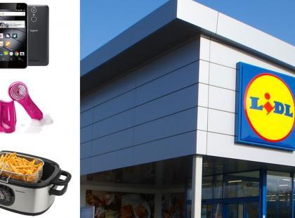 Smartfony, sprzęty kuchenne i zabawki do 70 procent taniej. Wystartowała kolejna promocja w Lidlu!