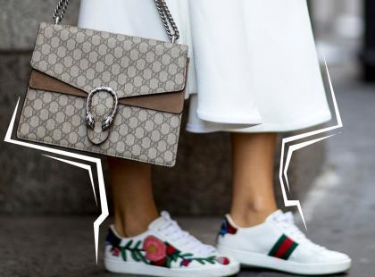 Sneakersy odmieniły damską modę na zawsze. Wybrałyśmy najciekawsze modele z nowych kolekcji