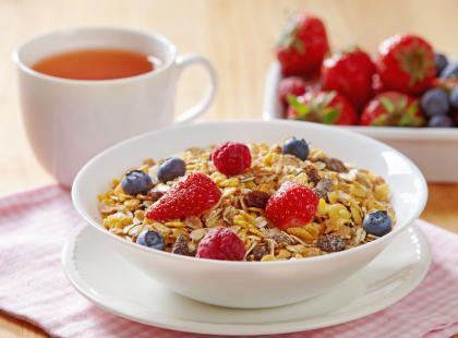 Śniadanie pomaga schudnąć!