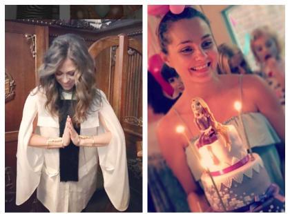 Socha i Kukulska razem ochrzczą córki w Wielkanoc? Przynależą do tej samej parafii