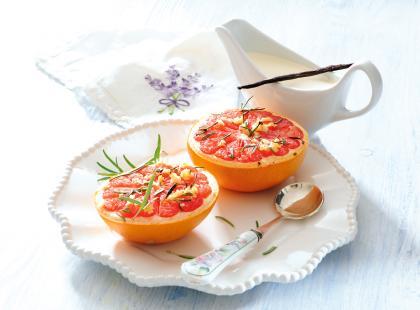 Soczyste i orzeźwiające - sprawdź przepisy na dania z grejpfrutem