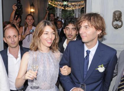 Sofia Coppola wyszła za mąż