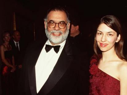 Sofia i Francis Ford Coppola w reklamie Louisa Vuittona