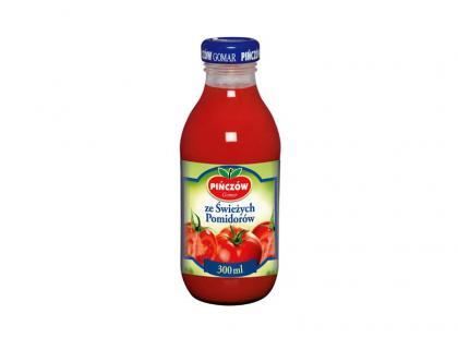 Sok ze Świeżych Pomidorów Gomar Pińczów