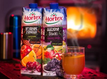 Soki Hortex na zimowe wieczory