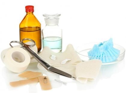 Sól - właściwości lecznicze: opatrunki z soli