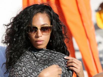 Solange Knowles nienawidzi swojego wyglądu