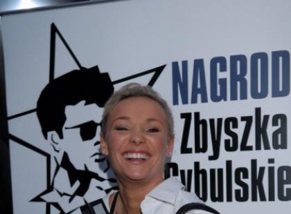 Sonia Bohosiewicz - blondynka na aktorskim wybiegu