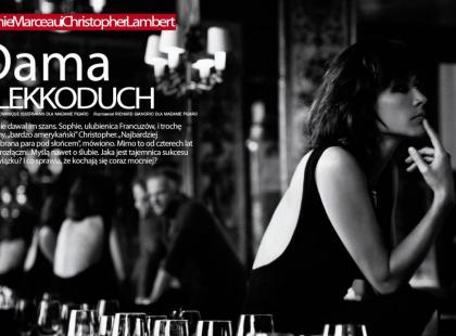 Sophie Marceau i Christopher Lambert - Dama i lekkoduch