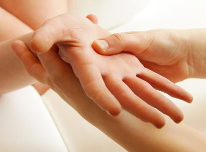 Spa dla suchych i szorstkich dłoni