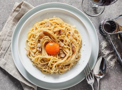 Spaghetti carbonara: przepis na najpopularniejszą włoską pastę!