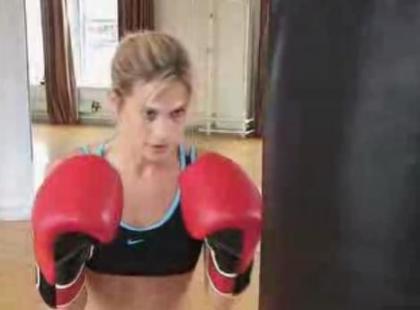 Spalaj kalorie jak gwiazdy boksu - video