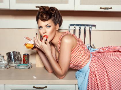 Spalanie kalorii a domowe obowiązki!