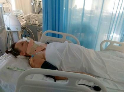 Sparaliżowana Polka czeka na pomoc w Kirgistanie. Bez niej nie wróci do kraju