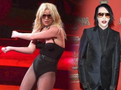 Spears i Manson - duet roku!