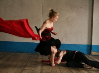 Spektakl ECHO w Teatrze Remus