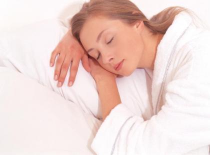 Śpij długo, nie utyjesz!
