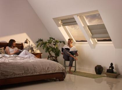 Śpij pod gwiazdami nie tylko latem - urządzamy romantyczną sypialnię